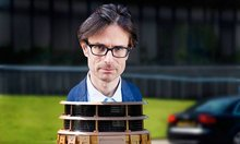 BBC's Robert Peston defects to ITV to become political editor