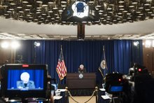 Federal Reserve Interest Rate Decision and Janet Yellen's Press Conference-Live Blog