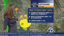 Strong to moderate aftershocks expected in North Bay over next 7 days