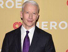 Anderson Cooper thought his appendicitis was food poisoning