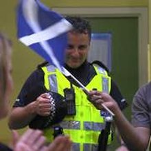 Refugees Say 'Scotland Should Go Its Own Way'