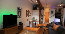 MoMa Meets 'Mad Men' in This Connected Home