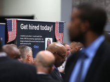 Survey finds many LA veterans unemployed or earning poverty wages