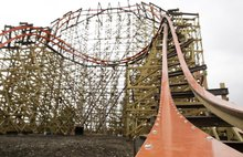Six Flags delays opening of Goliath roller coaster
