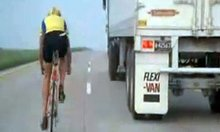 Own up, cyclists. Do you ever 'catch the bus'?