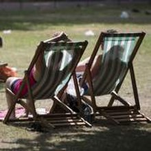 Health Fears As UK Gets Hotter Than Bahamas