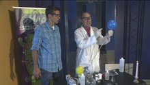 Mad science with dangerous Dan
