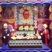 Who celebrates Day of the Dead in the United States?