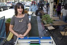 First Person: Valerie Watson turns curbs into parks