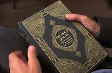 ISIS uses half a Quran verse to justify beheadings, see what's in the other half