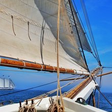 Windjamming on the Mary Day