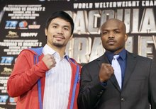 Pacquiao looks for redemption vs. Bradley