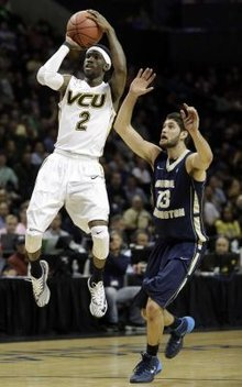 VCU steps it up after Melvin Johnson leaves with injury