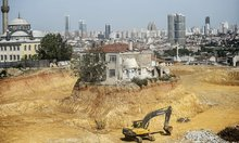 Istanbul's gentrification by force leaves locals feeling overwhelmed and angry