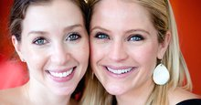 Why GMA' Sara Haines Gave Her 'Maids Free Rein with Their Dresses : Brides
