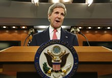 John Kerry Warns of Israel Becoming an 'Apartheid State'