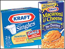 Kraft Restructures as It Eyes More Brand-Building