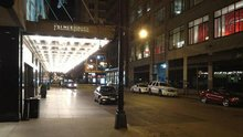 Palmer House shooting: Man wounded at Loop hotel