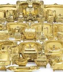Scaife estate items selling briskly at Christie's in New York