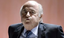 Sepp Blatter faces media after re-election as Fifa president - live