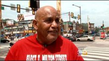 CBS 3 Speaks With Phila. Mayoral Candidate T. Milton Street