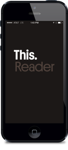 This. is a social magazine (and also download our app)