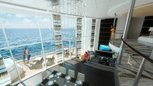 The 10 Most Extravagant Cruise Ship Suites