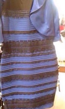 Celebrities debate the color of #TheDress