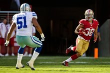 Jarryd Mayne-ia Growing; Madden Says 49ers Can't Cut Him