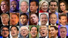 126 things to know about 21 candidates running in 2016