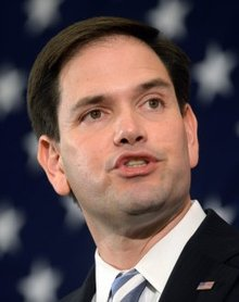 Rubio says he'd be glad to have Koch support