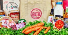Something GUD brings the farmers' market to your door