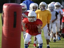 Study shows positive results for Heads Up Football youth program