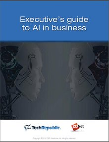 Executive's guide to AI in business (free ebook)