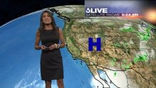 Monday Forecast: Cooler After Record Breaking Weekend Heat