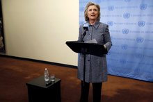 Hillary Clinton defends email use, admits deleting 'personal' messages