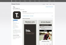This. for iOS on Product Hunt