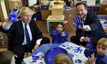 How the Tories won the general election air war