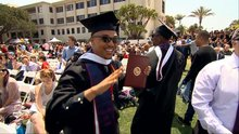 23-Year-Old Goes From Skid Row to College Graduate