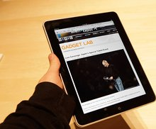 A Closer Look at Apple's New Tablet, the iPad