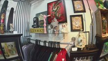 Stranger Factory offers collectable toys, art