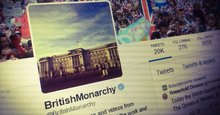 How to follow the British royal family on Twitter