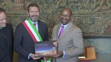 Action News in Rome: Mayor Nutter gets advice on handling Papal crowd