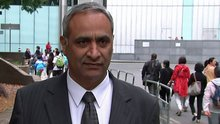 Former Met officer on trial for alleged historic abuse