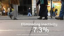 Is inactivity more lethal than obesity? - video