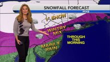 WATCH: Your forecast, updated every 30 minutes
