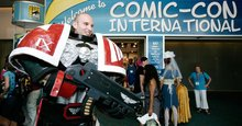 What are your favorite memories of San Diego Comic-Con?
