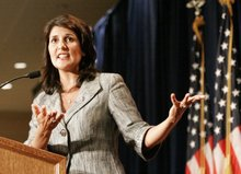 Why Nikki Haley Finally Called for It to Come Down