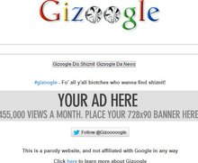Gizoogle: This is how to pimp up your Google search