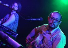 Former Friends of Young Americans Kicks Off Summer Tour with Porch Show - The Amplifier: Music